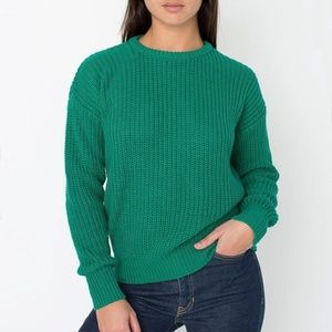 American Apparel Unisex Fisherman Sweater